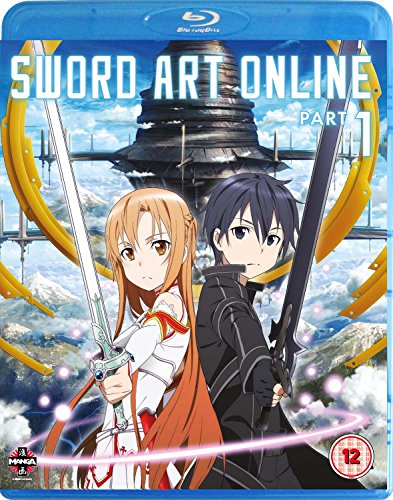 Sword Art Online-Part 1 [Blu-ray] (Import Art)