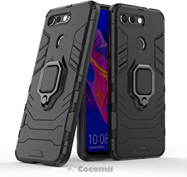 Cocomii Black Panther Armor Huawei Honor View 20/Honor V20 Funda ...