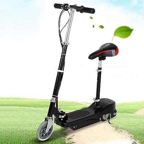 ERICN Scooter eléctrico, Patinete eléctrico con Asiento ...