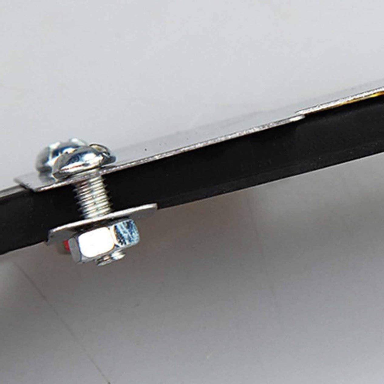 BCVBFGCXVB Cinghia antistatica per Auto Cintura di Terra elettrostatica Cancro Riflettente Evitare Antistatico Cinghia di Messa a Terra per Auto Camion-Nero