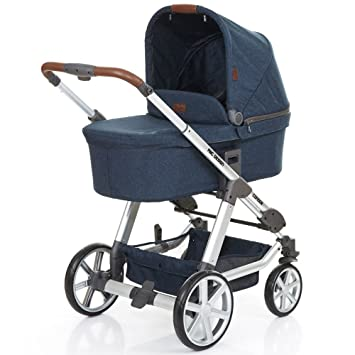 ABC Design Kinderwagen Condor 4 mit abnehmbarer Babytragetasche ...