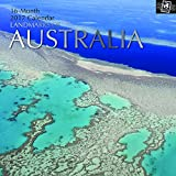"Beautiful Scenic Photographs of Landmarks of Australia 2017 Monthly Wall Calendar, 12"" x 12"""
