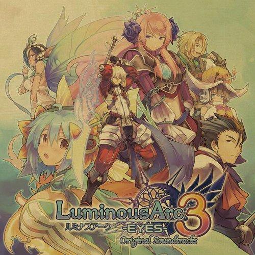 LUMINOUS ARC 3 EYES ORIGINAL SOUNDTRACK(2CD)