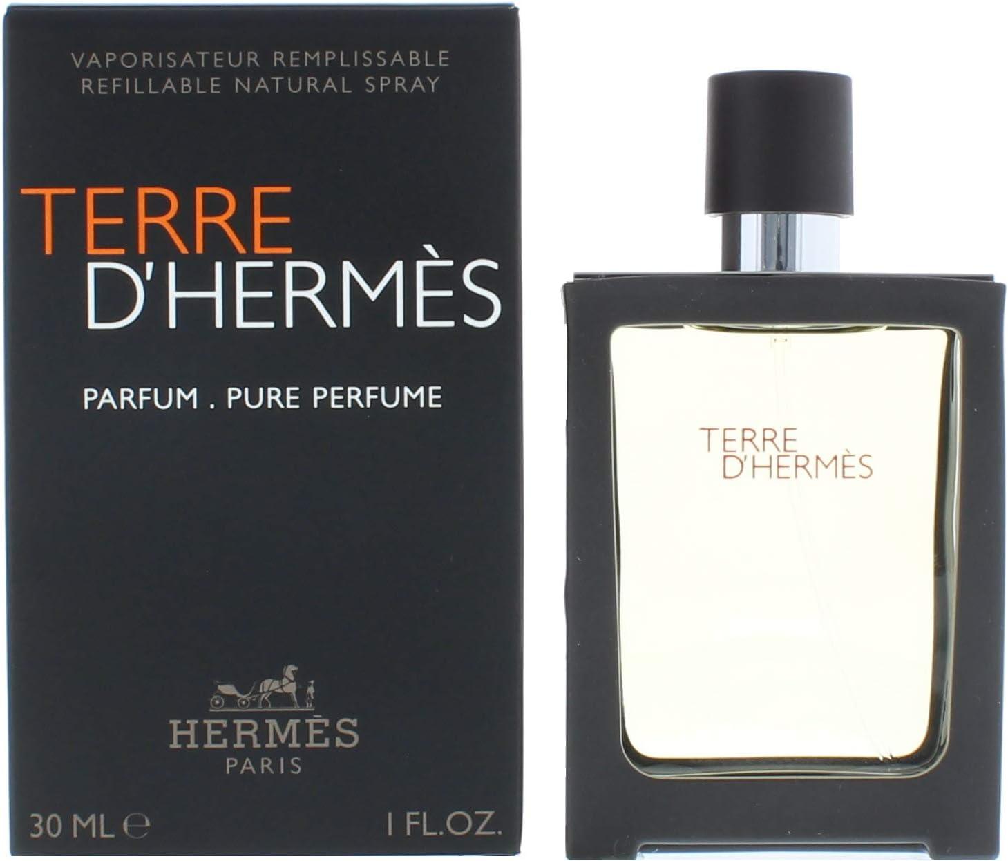 Hermes Terre d'Hermes Pure Perfume