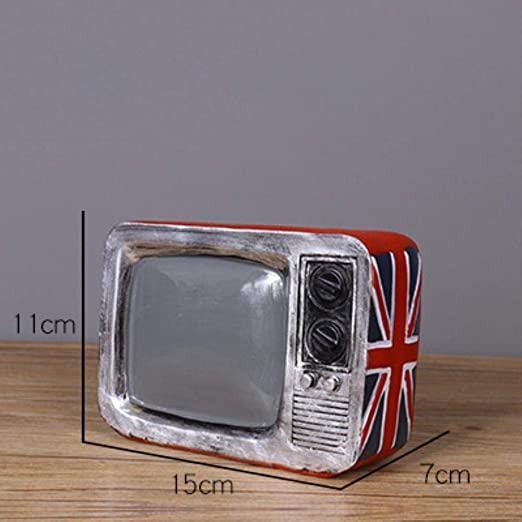 Nostálgico Vintage Figuriens Muebles para El Hogar Modelo TV ...