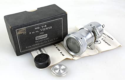 Amazon com : 8mm Viewer No  V-8 for Keystone Projectors