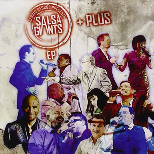 UPC 855473002262, Sergio George Presents Salsa Giants Plus EP (Live)