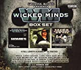 Wicked Minds Boxset