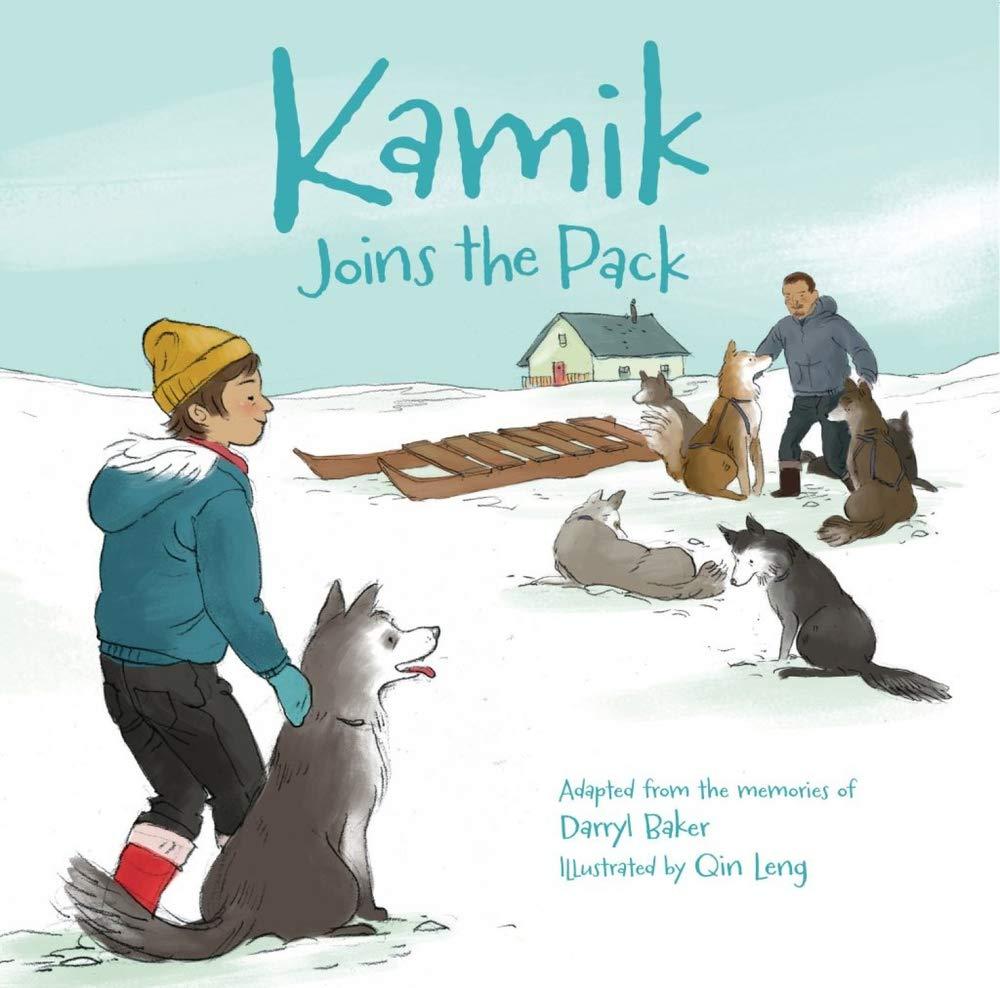 Kamik Joins the Pack (English) pdf
