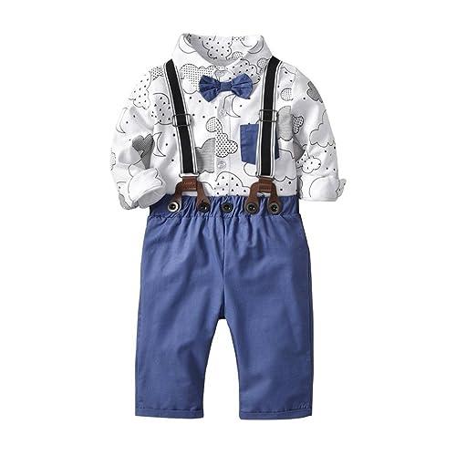 9ec28dbf0 Amazon.com  Baby Boys Gentleman Outfits Suits