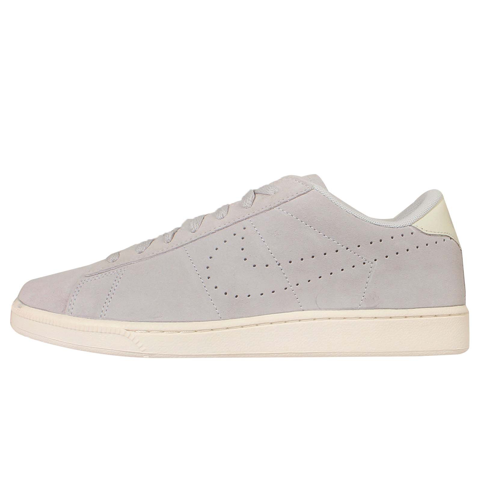 buy popular e2c40 d3dfe NIKE Tennis Classic CS Suede Mens Trainers 829351 Sneakers Shoes (US 11,  Metallic Platinum Ivory 001). Product main image