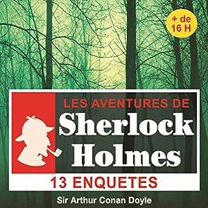 13 enquêtes de Sherlock Holmes - Les enquêtes de Sherlock Holmes Audiobook