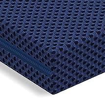 Cojín Antiescaras Viscoelástico Visco Fresh 3D | Funda Lavable hasta 60° | Transpiración Total | Ergonómico