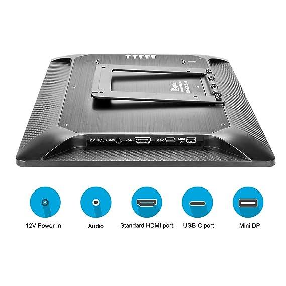 Magedok Touchscreen Monitor-15.5 Inch 3K Resolution IPS Screen 2880 on
