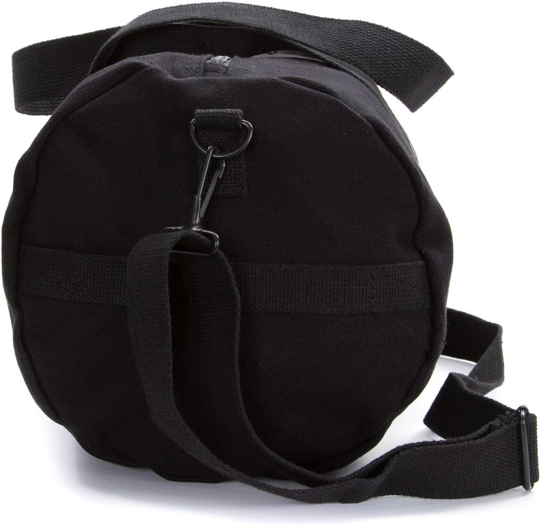 Cotton Canvas Weekend Shoulder Duffel Bag Sports Duffle Bag
