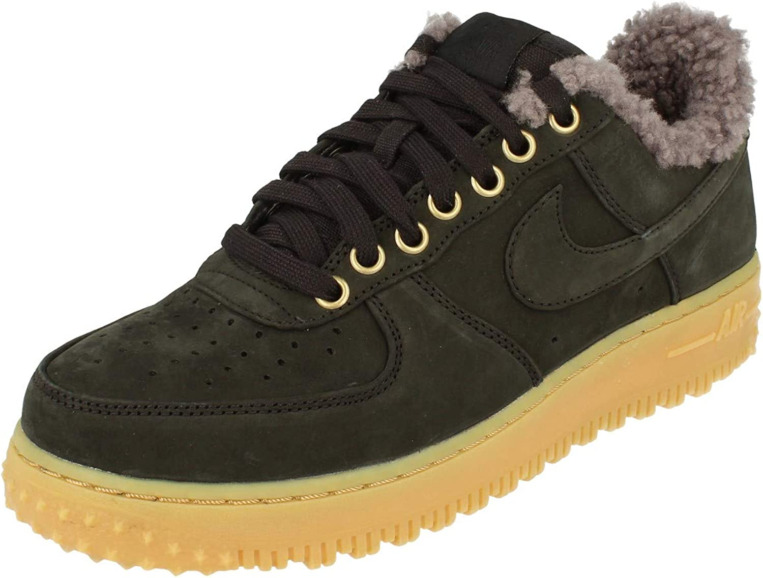 Amazon.com | Nike Air Force 1 PRM Winter Mens Trainers Bv0131