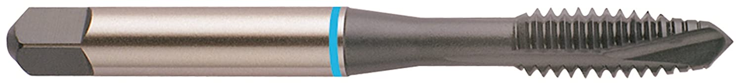 Steam Oxide Plug Chamfer H5 Tolerance 3//4-10 Thread Size YG-1 M9 Series Super HSS Spiral Pointed Tap Round Shank with Square End