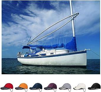 Walking HAT RETAINER ROOSTER SAILING CAP LEASH Sailing Sail SUP