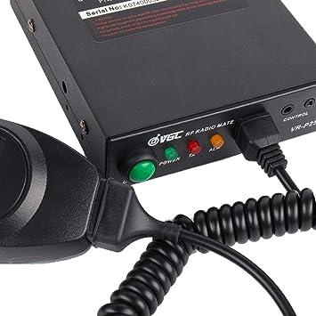 Radioddity × VGC VR-P25UD 400-470MHz Amplificador para Baofeng, Radioddity, Kenwood