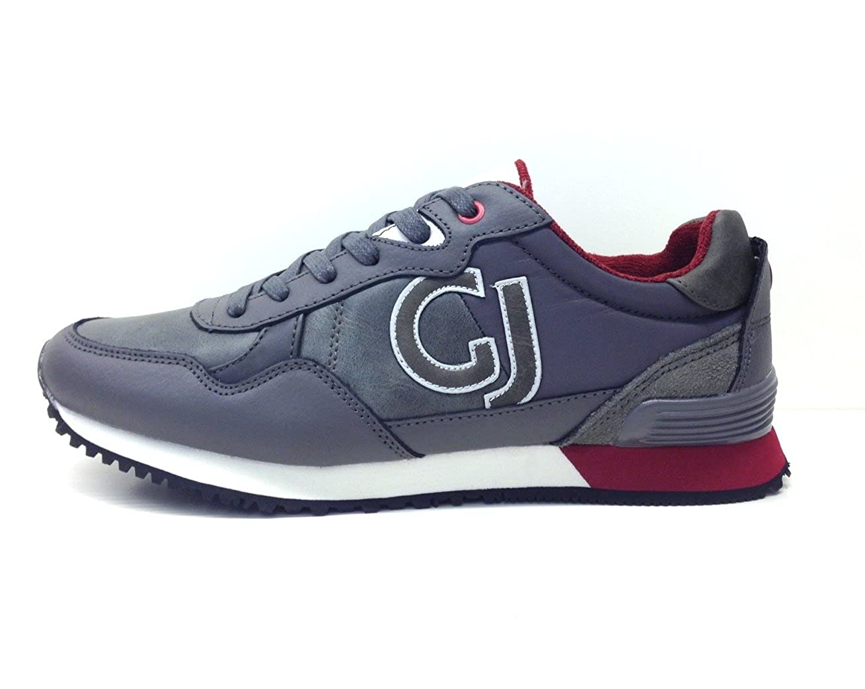 GAUDI ACTION V72 65733, scarpe uomo, sneakers lacci, pelle