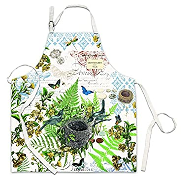 Michel Design Works Cotton Chef Apron, Into the Woods