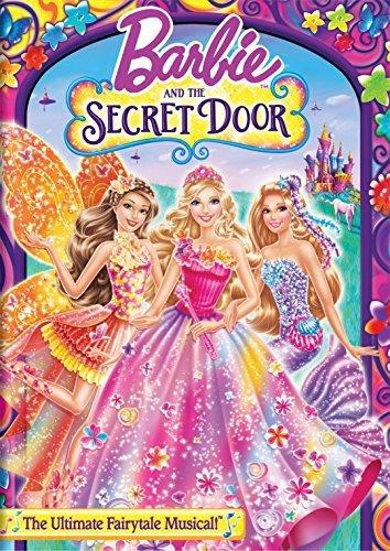 Barbie and The Secret Door [DVD] ()