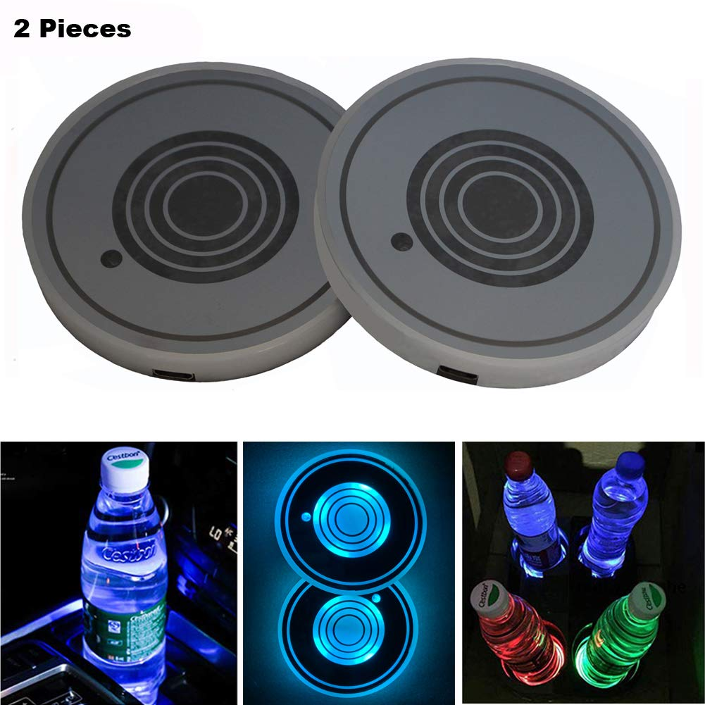 Great LED cup holder lights