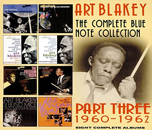 Complete Blue Note Collection: 1960-1962 (4CD Box Set) (The Best Man Holiday Release Date)