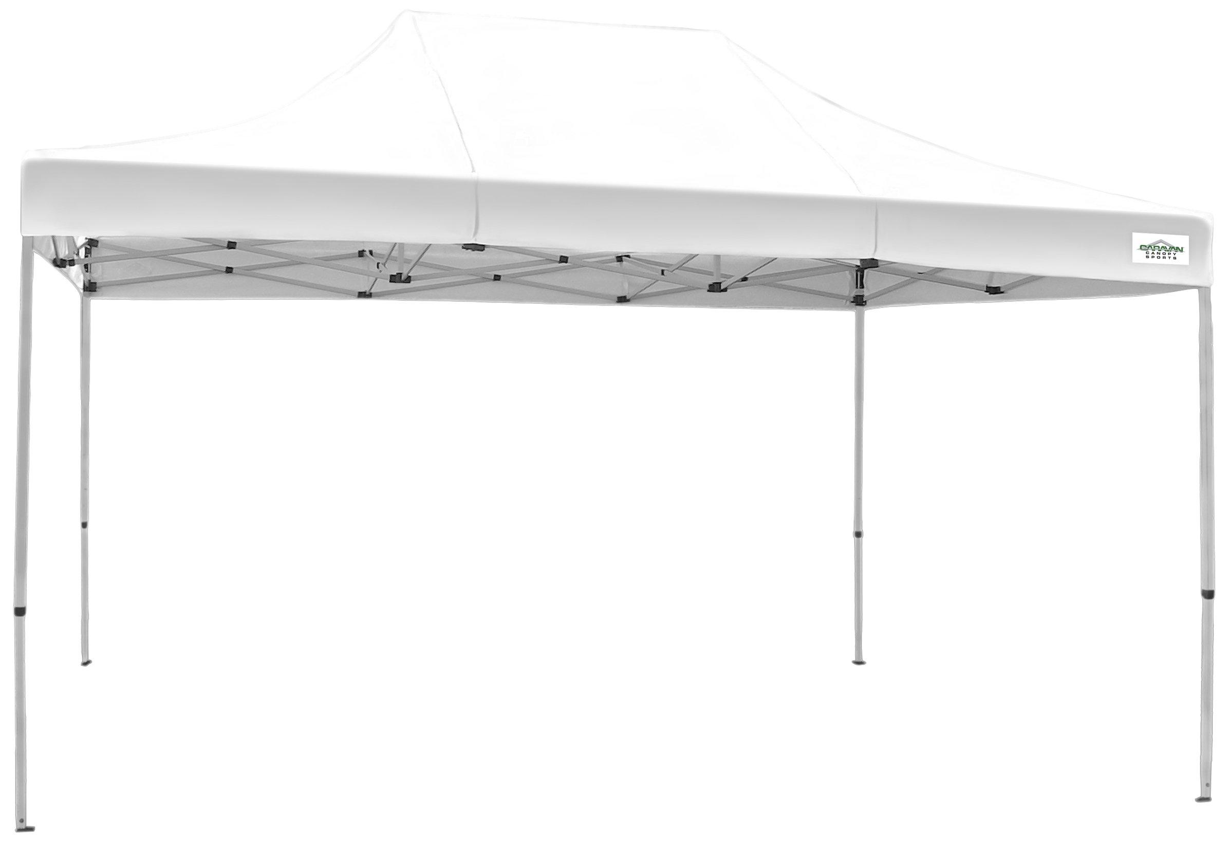 Caravan Canopy Titanshade, 10 x 15-Feet Canopy, White