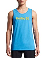 Hurley Men's O&O Push Through Tank Top