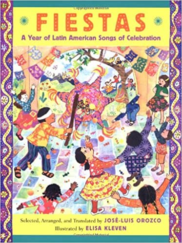 Download Fiestas: A Year of Latin-American Songs and Celebrations PDF, azw (Kindle), ePub