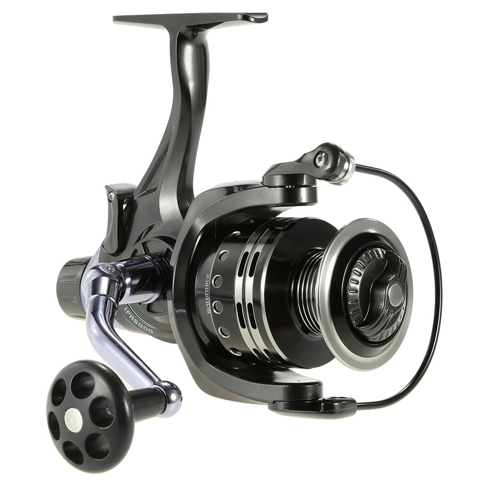 1BB Roulements /à Billes 4 1 Gauche 7 Docooler Moulinet Casting 11 Droite Interchangeable Ultra Smooth Spinning Reel Fishing
