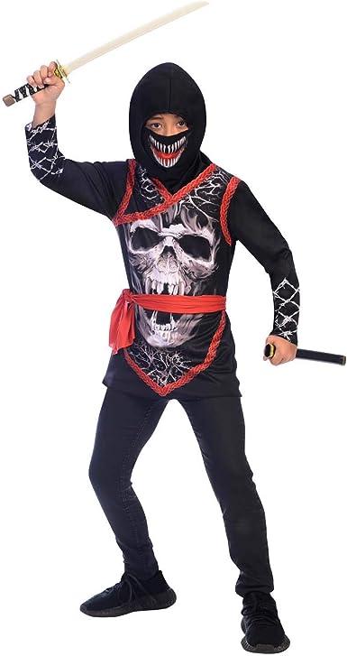 déguisement tête de mort 10