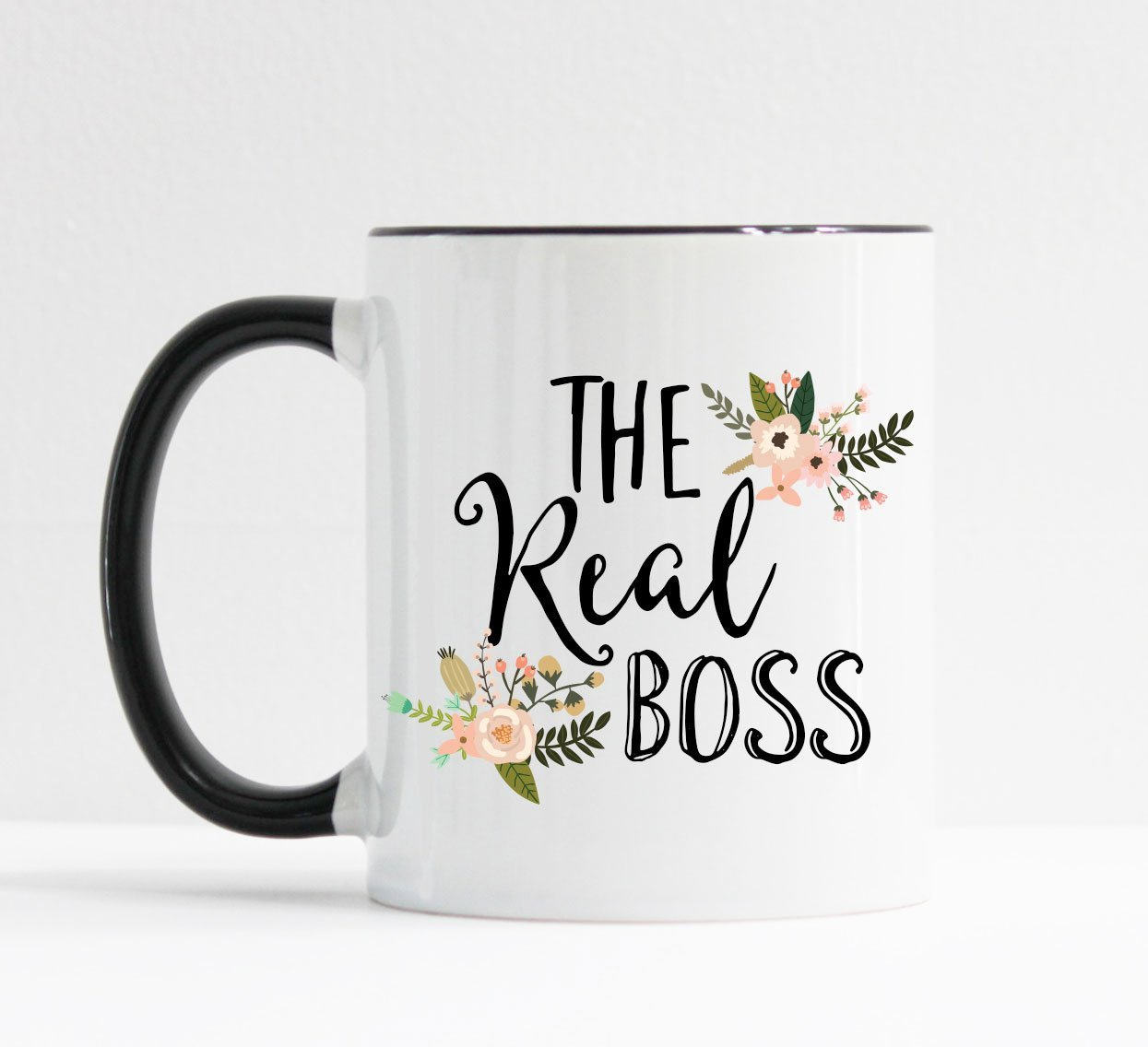 The Real Boss Mug / Administrative Assistant Gift