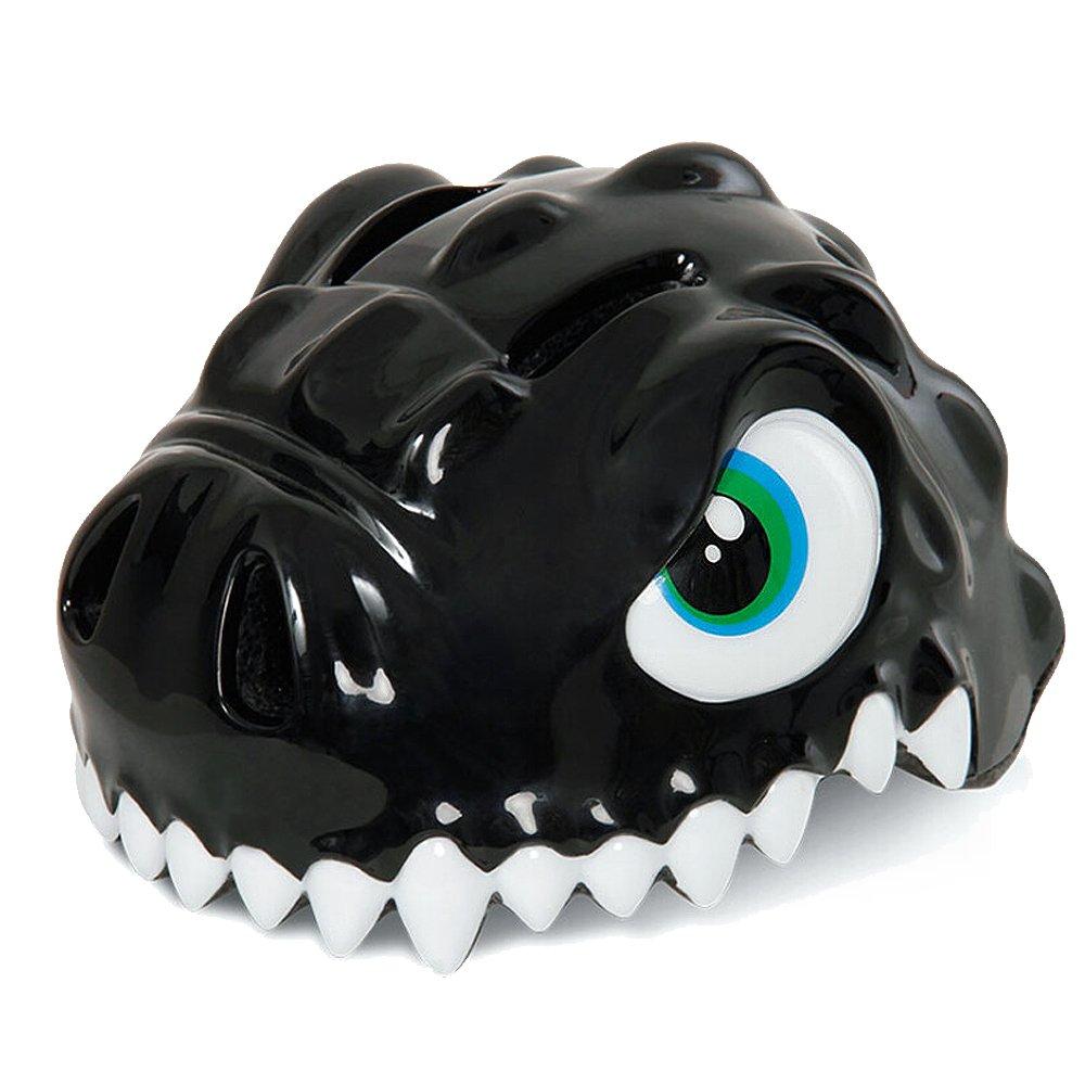 ESASAM 3D Design Dinosaur Infant/Toddler Bike Helmets for Kids (Black)