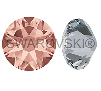 d3a579349404 Online de sombrero 40 Swarovski® piedras Blush Rose (257) SS 9 (2,50 ...