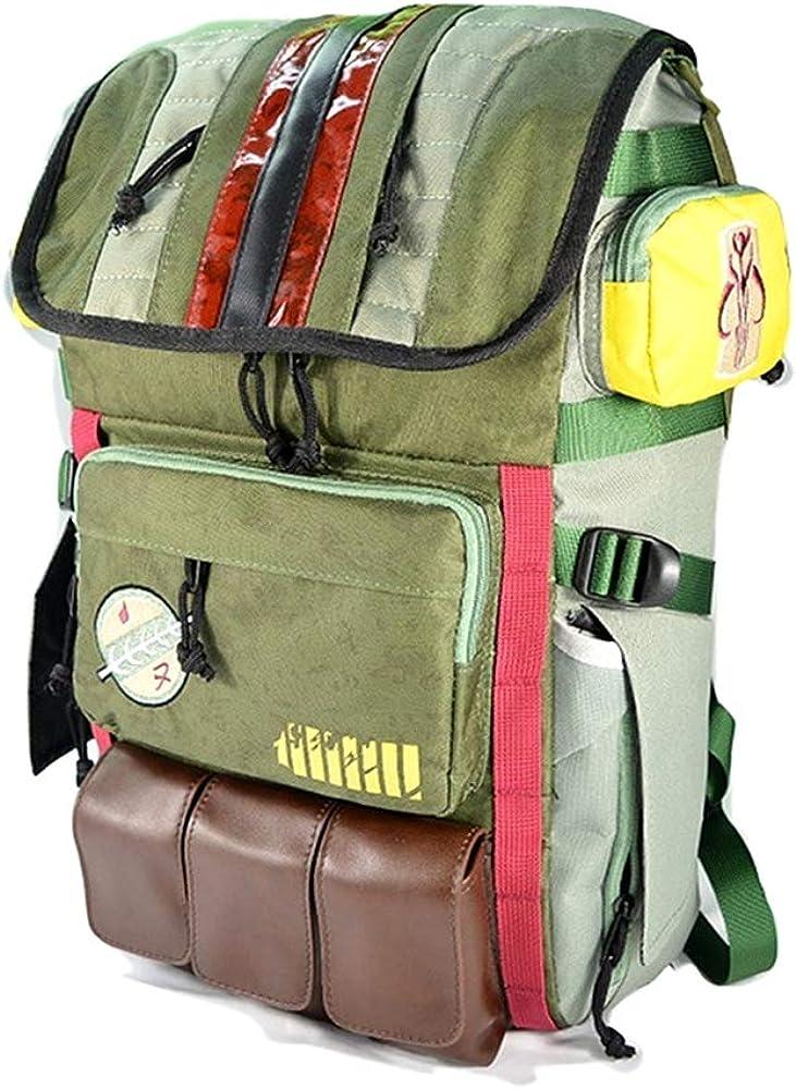 Suit Up Laptop Backpack Casual Daypack School Bag KIDS 19 Inch School Backpack