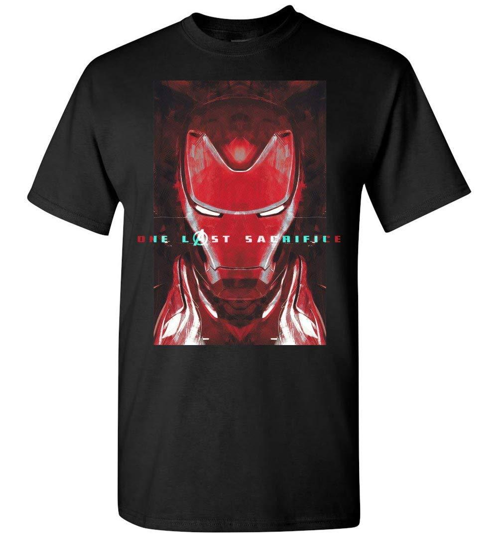 Ironman One Last Sacrifice Avengerss Endgame Tshirt