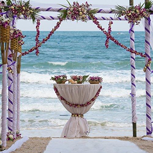 Yeele Wedding Backdrops 5x5ft/1.5 X 1.5M Sea Wave