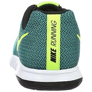 Wmns Nike Flex Experience Rn 5 W Clear Jade/Black/Volt - 9 B(M)