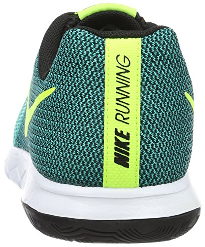 Nike Womens Flex Experience Rn 5 Scarpa Da Corsa Clear Jade / Black / Volt