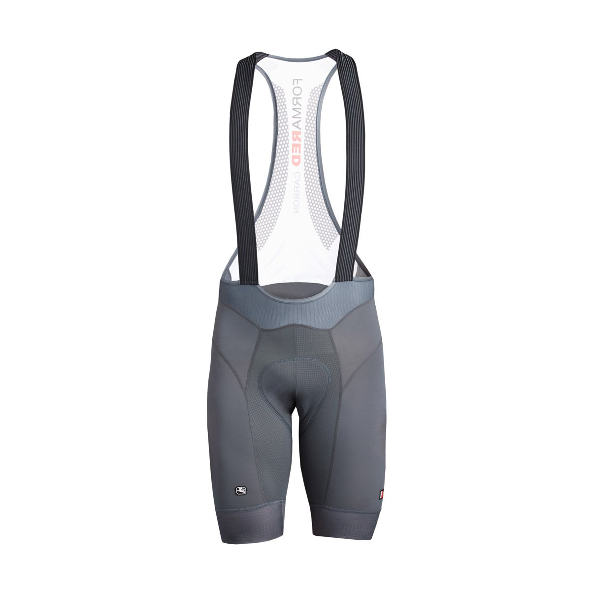 Giordana fr-c Pro Bib Short – Men 's B077GV1FMC Medium|グレー グレー Medium