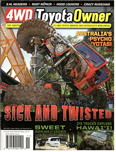 4WD Toyota Owner Magazine November/December 2015