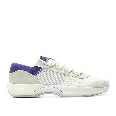save off 5f77e b99bf Amazon.com  adidas Mens Crazy 1 ADV Nicekicks WhiteOff White-Aqua Mesh   Fashion Sneakers