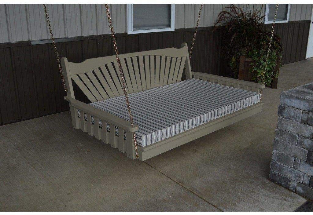 Amazon.com: A & L Furniture Co. - Cama hinchable de madera ...