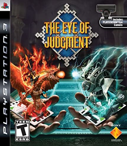 Amazon.com: Eye of Judgment: Artist Not Provided: Video Games