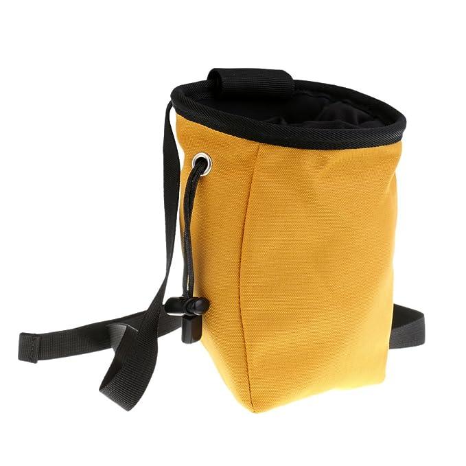 Magnesiabeutel Für Klettern Bouldern Turnen Gewichtheben Chalk Bag