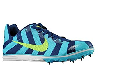 Nike Zoom Rival D 8 Men's Track Spike Running Shoe (Men 1 Women 2.