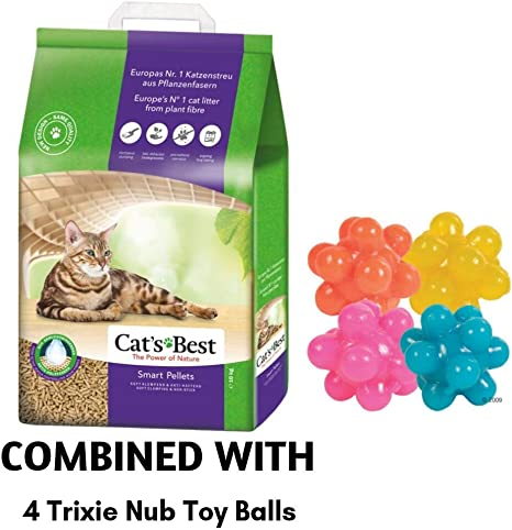 Cats Best Smart Pellets Arena para Gatos, 20 L, sin Perfume ...