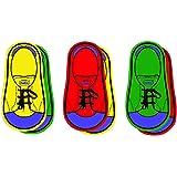 HenBea - Átame, zapatos pequeños (pack de 6 unidades) (887)